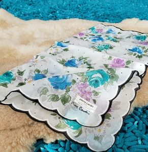 Pierre Cardin Handkerchief Paris